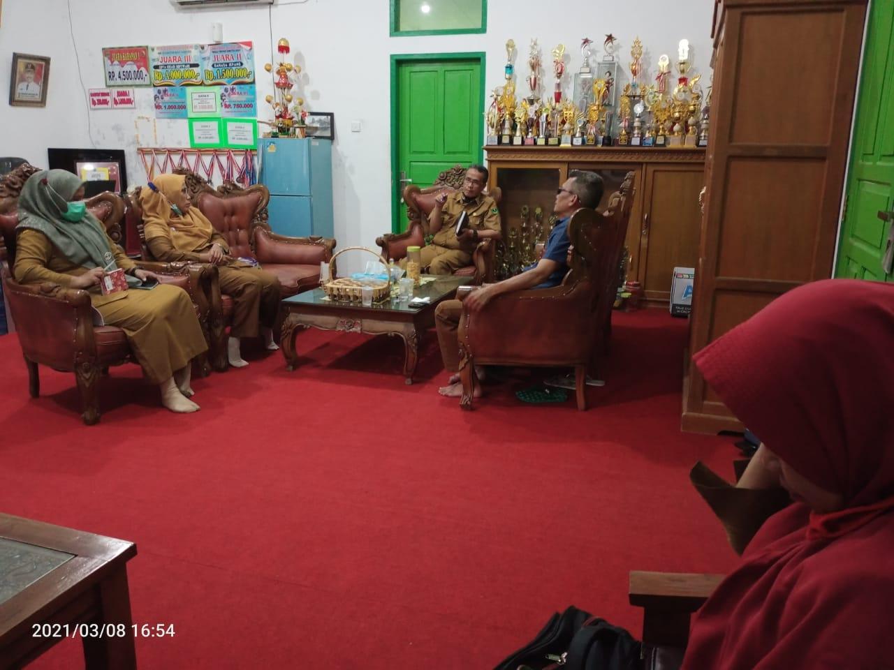 Rapat Staf Pimpinan Membahas RODMAP Sekolah